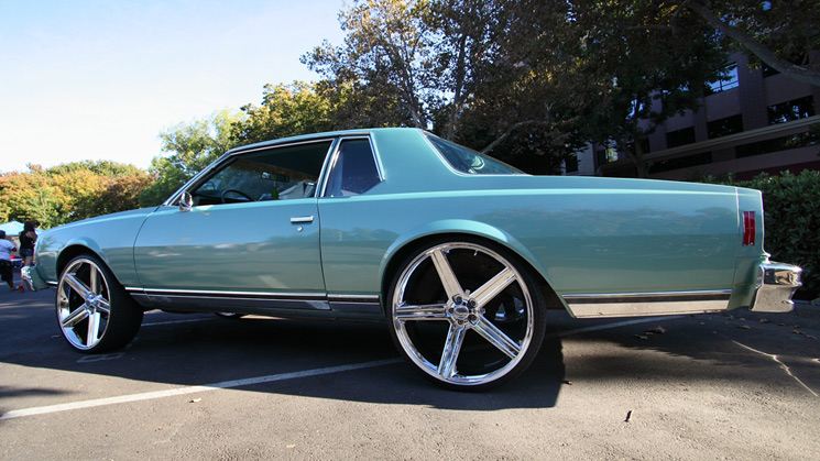 rides chevrolet chevy impala caprice donk box bubble low-low lowrod