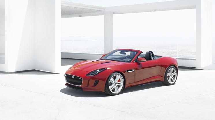 Rides, Jaguar, F-TYPE, 2014