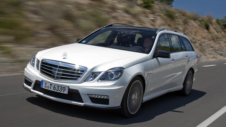 Mercedes-Benz, E63, AMG, Wagon, Review, Test Drive, Rides