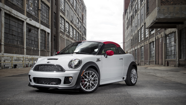 2012, Mini, Cooper, Coupe, JCW, Test drives, driven, rides