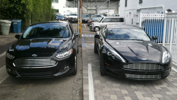ford fusion aston martin rapide sedan db9 front 2013 rides cars
