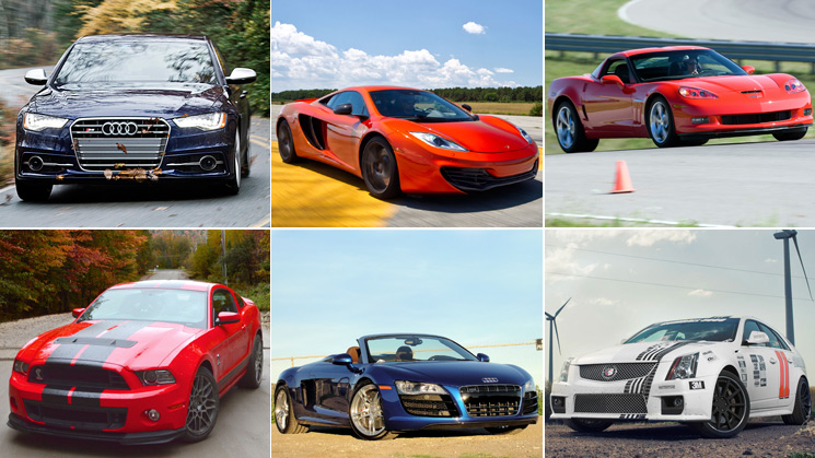 rides favorite best cars of 2012 driven reviewed