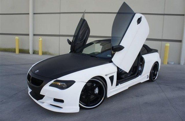 bmw, rides, 645ci, matte, 6series, coupe, custom
