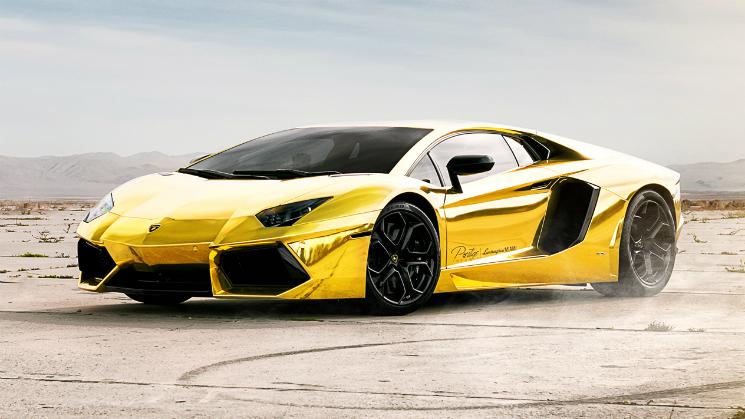 rides gold lamborghini aventador wrap auto supershield prestige imports florida miami will william stern au79 project