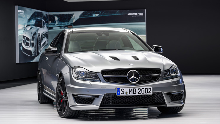 "Mercedes-Benz C63 AMG ""Edition 507"""