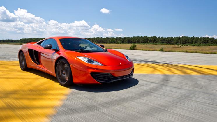 McLaren, MP4-12C, Test Drive, Review, Rides