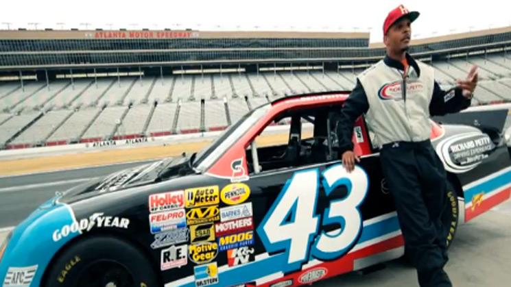 T.I. NASCAR