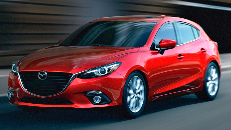 rides 2014 mazda3 mazda 3 hatchback nyc reveal