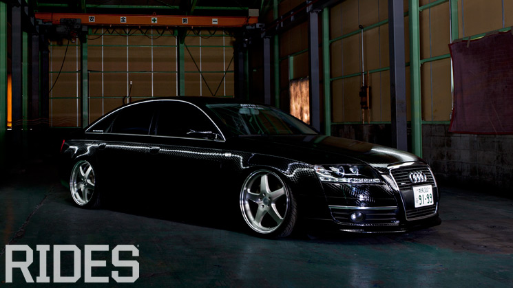 RIDES, Japan, ARTIS, Audi, Acura