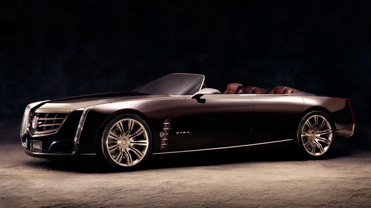 rides cadillac ciel flagship super sedan $100K s-class