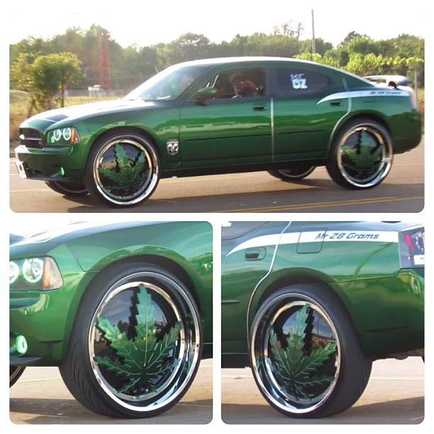 weed+wheels