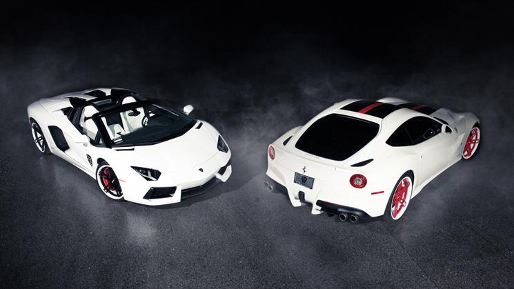GFG Lamborghini Ferrari Featured Image