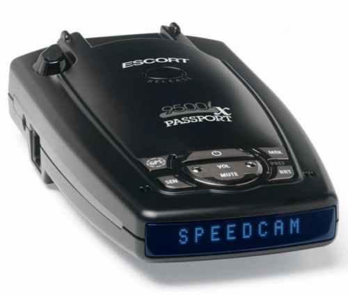 escort passport 9500 ix rides magazine police radar detector