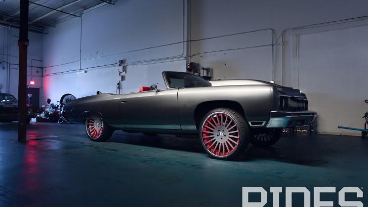 RIDES, Chevrolet, Chevelle, Caprice, Patrick Peterson
