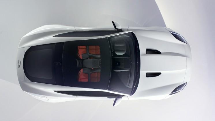 rides jaguar f-type coupe los angeles debut reveal
