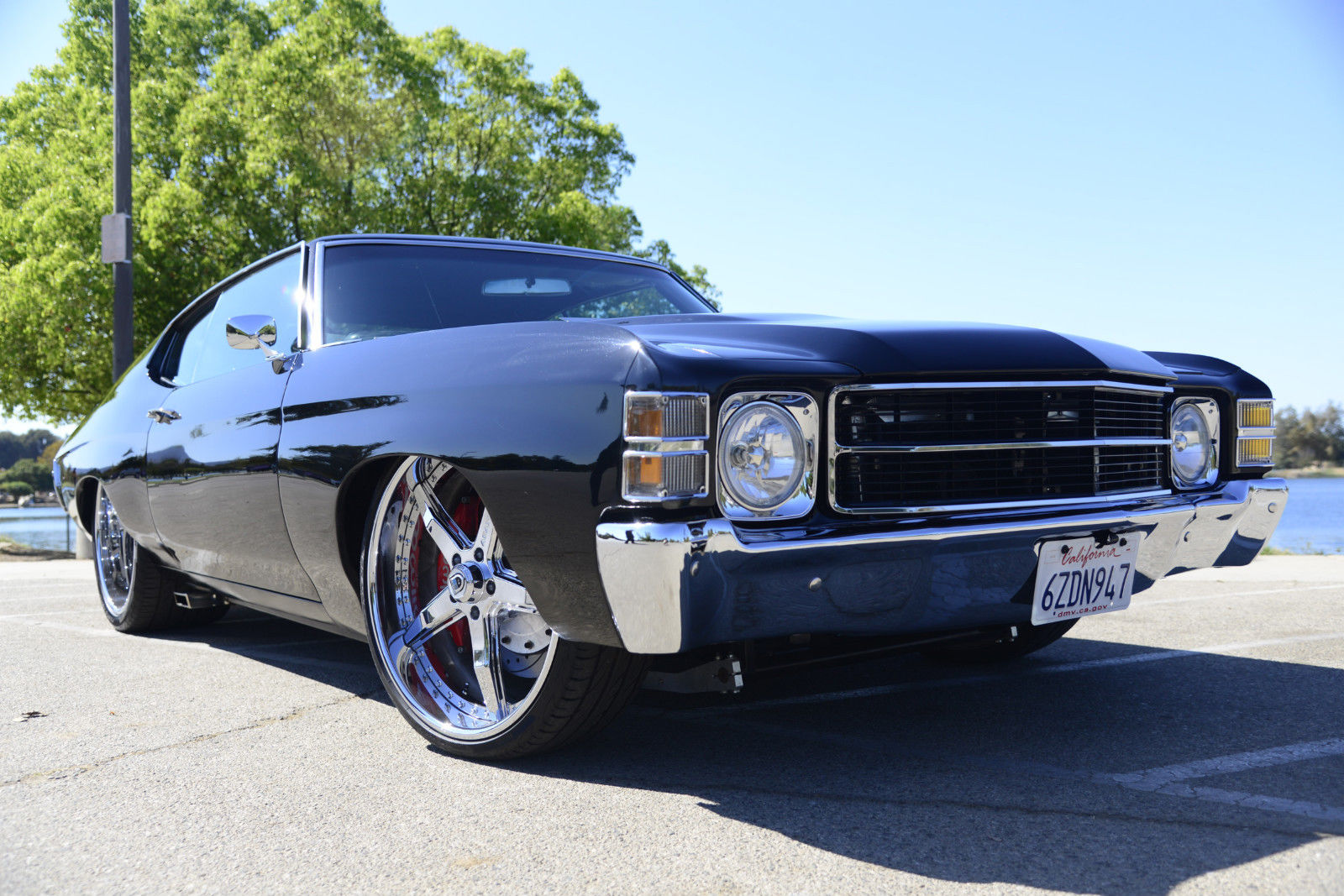 Bagged 1971 Chevelle On Asantis For Sale Friday Rides