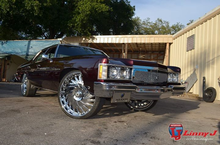 West Coast Customs Cars For Sale >> 1974 Chevy Caprice Four Door On Asantis | For Sale Friday ...