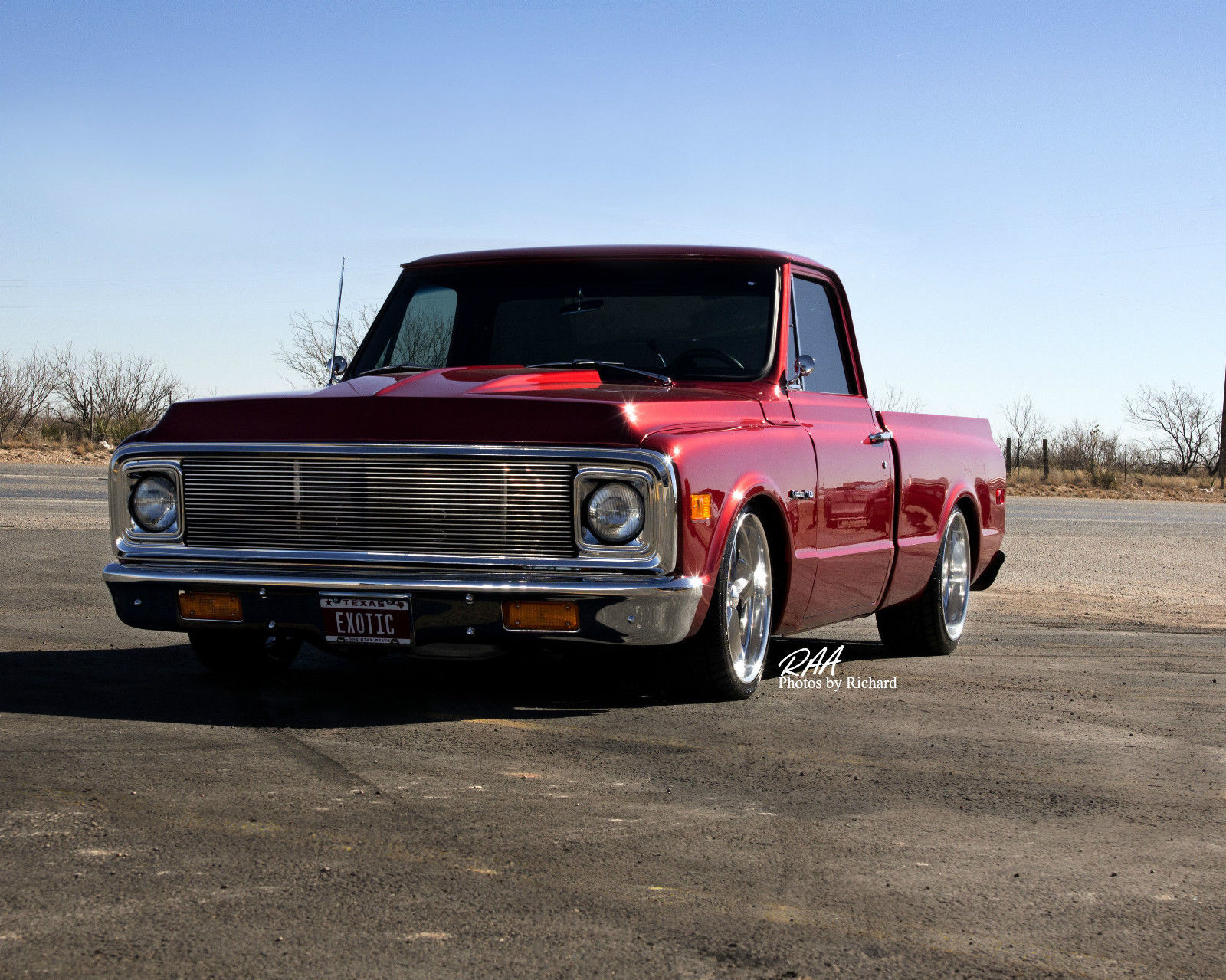 Frame Off Bagged C10 For Sale Friday Rides Magazine