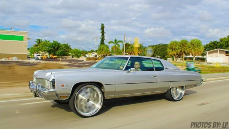 Craigslist Daytona Beach Florida >> 1973 Chevy Caprice   For Sale Friday - Rides Magazine