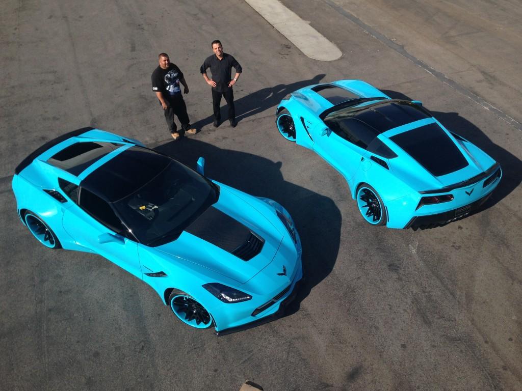 widebody c7 corvette