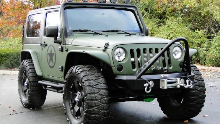 rides magazine off road supercharged jeep wrangler sahara ebay