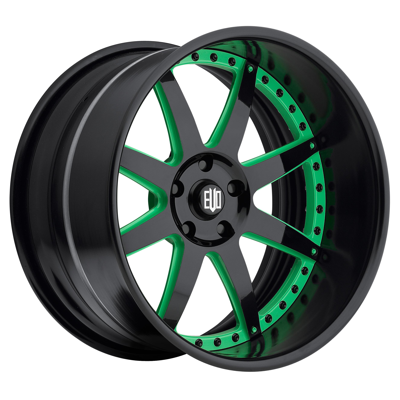 """EVO Wheels /// EVO-8 /// 18""""19""""20""""22"""""""