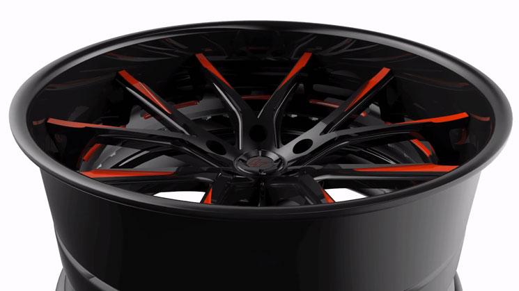 rides magazine lexani forged wheels new design video