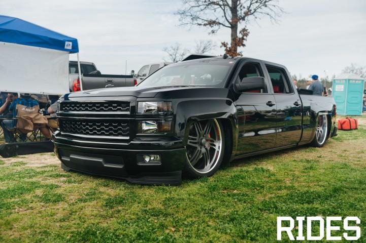 2014 Chevy Silverado Lifted >> Bagged 2014 Silverado For Sale
