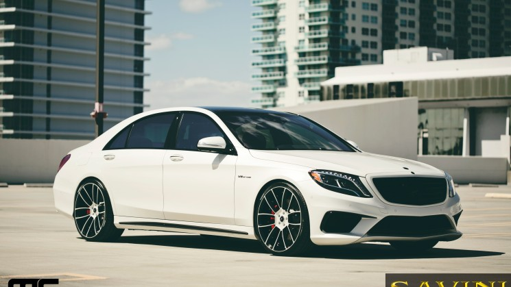 rides magazine savini wheels mercedes benz s63 mc customs