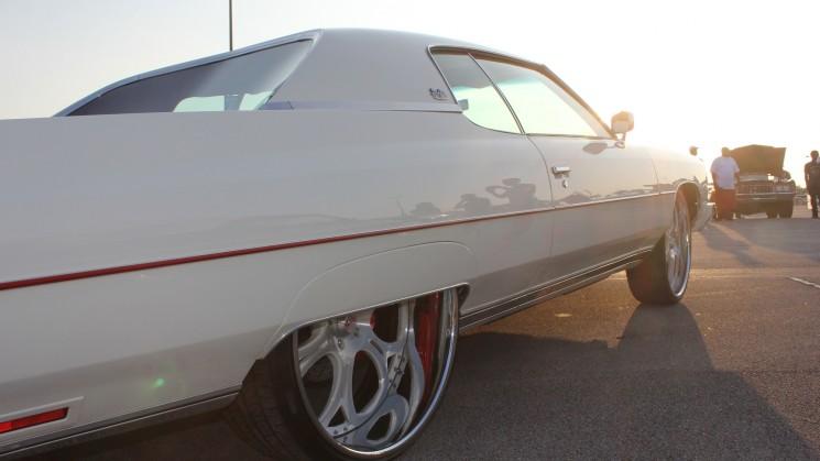 cor wheels rides magazine donk chevy chevrolet caprice