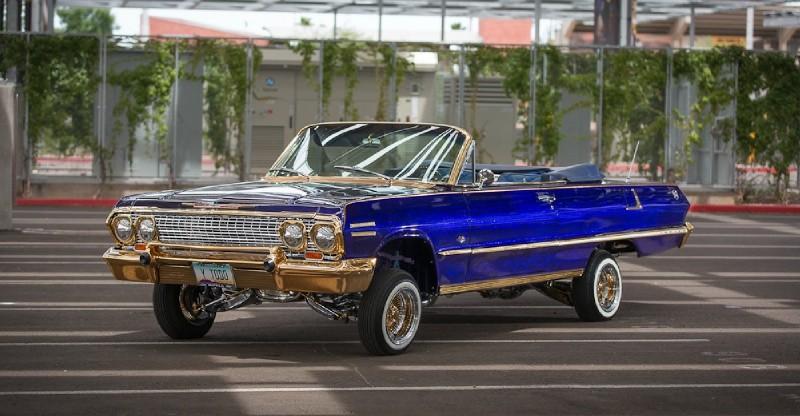 1963 Chevy Impala Lowrider For Sale Friday Rides Magazine