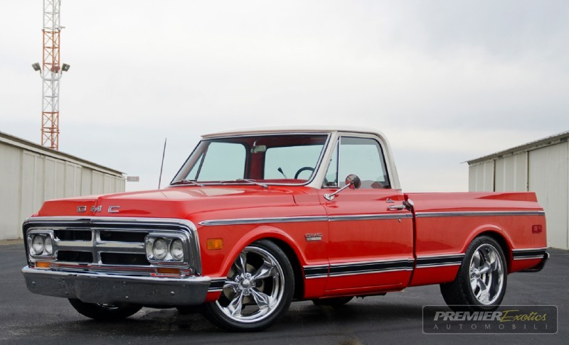 1970 Gmc C10 For Sale Friday Rides Magazine