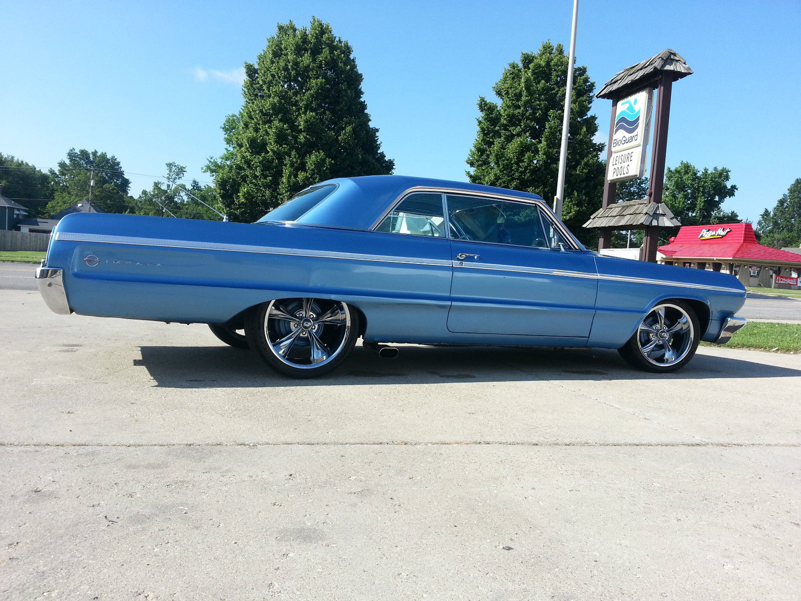 1964 Chevy Impala SS | For Sale Friday - Rides Magazine