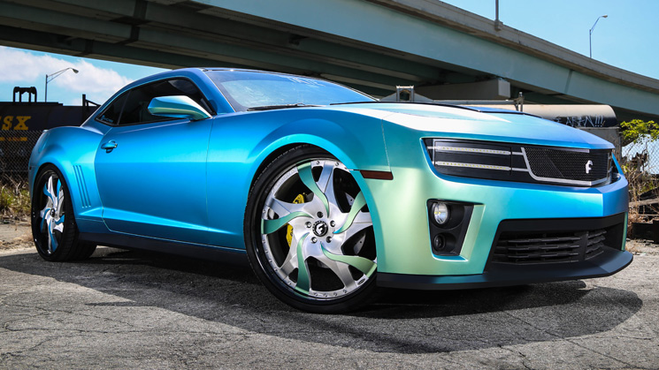 rides magazine forgiato misto zl1 bodykit chrome wrap tate design solomon lunger
