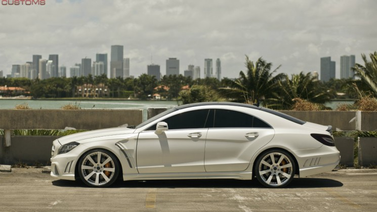 Miami page 2 of 7 rides magazine for Mercedes benz 745