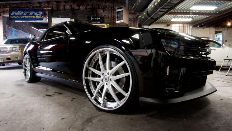 rides magazine no limit baltimore custom car shop maryland vossen savini asanti adventus ray rice nfl ravens