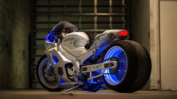 rides magazine custom bike bowtie connection suzuki gsxr alexis salmeron air ride