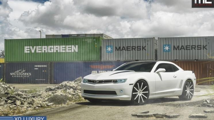 Chevrolet, Camaro, MC Customs, XO Luxury