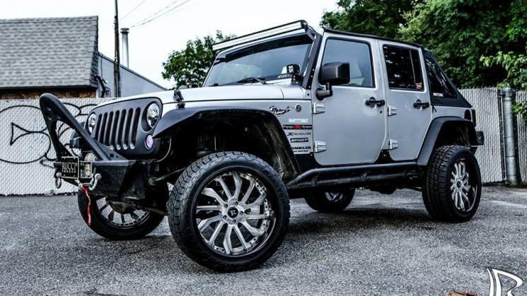 Jeep, Wrangler, Unlimited, Rucci