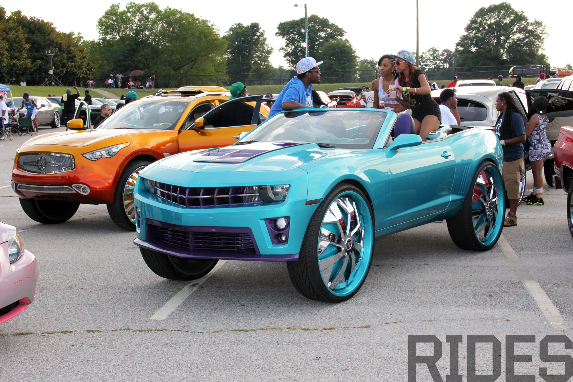 Streetwhipz King Of The South Car Show Rides Magazine