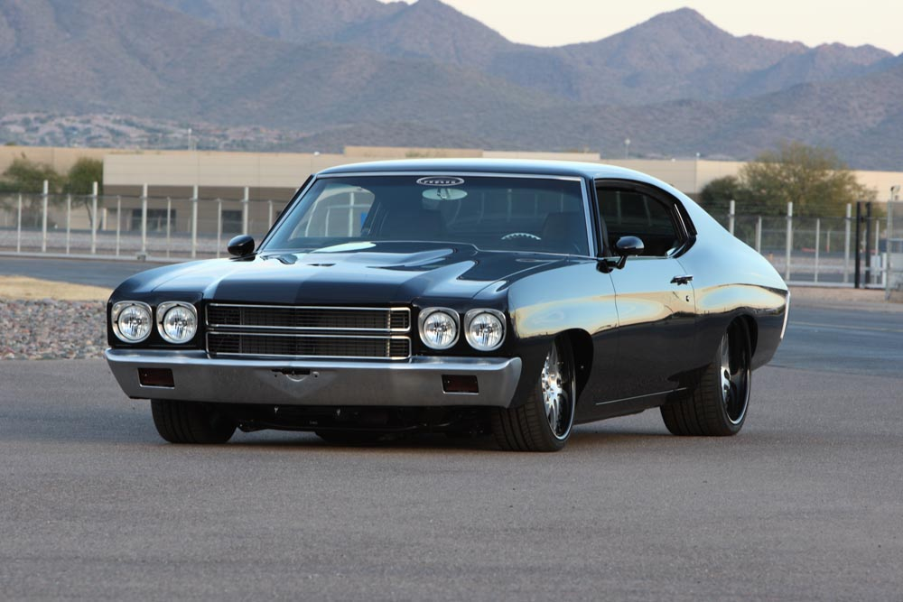 Fesler Built 1970 Chevelle Ss Throwback Thursday Rides