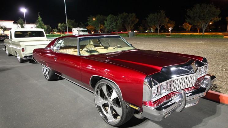 Sonic, Impala, Impalas Car Club