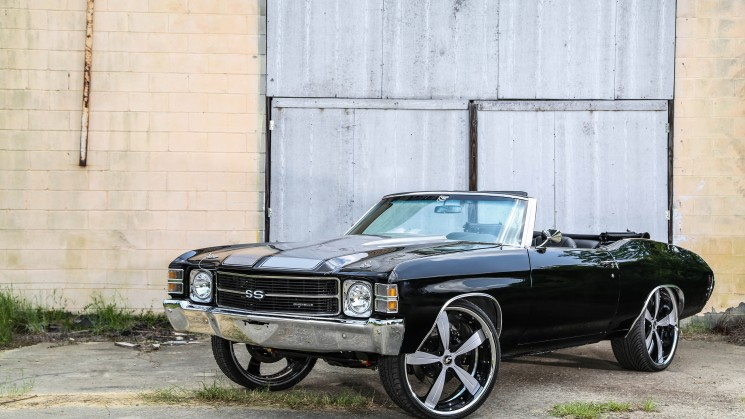 1971, Chevrolet, Chevy, Forgiato, Ultimate Audio, Chevelle, Ritorno
