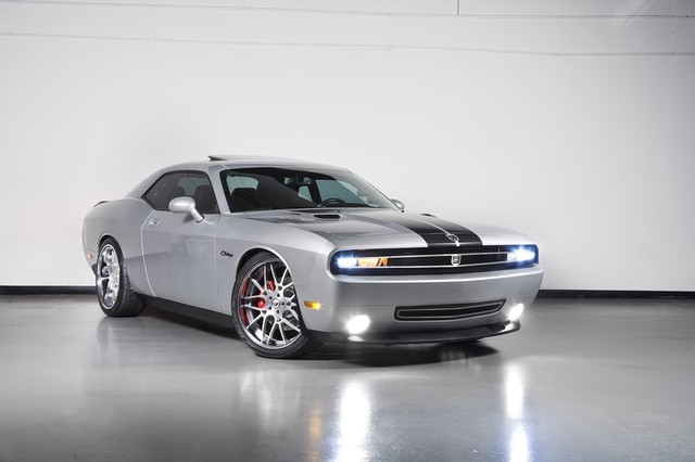 Supercharged 2010 Dodge Challenger Srt8 For Sale Friday