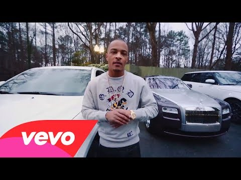Rapper TI And His Car Collection - Rides Magazine